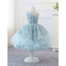 Couture Little Girls Party Dresses