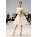 Cheap Short Wedding Dresses