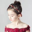 Flower Kids Girls Hoop Hairband Headband Hair Accessory for Wedding