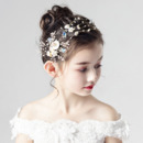 Cute Flower Girl Headband Hairband Hair Accessory for Wedding