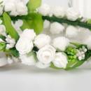 Luxurious Flower Girl Headpiece