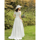 Spring Outside Wedding Dresses