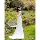 Romantic Garden Wedding Dresses