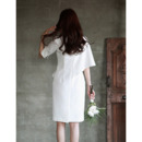 Short Reception Wedding Dresses