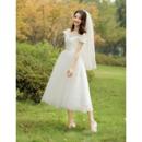 Summer Reception Wedding Dresses