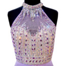 Beading Embellished Bodice Evening Dresses
