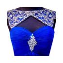 Beading Detail Chiffon Evening Dresses