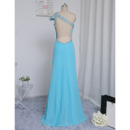 Chiffon Formal Evening Gowns