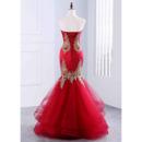 Layered/ Tiered Skirt Evening Dresses