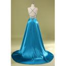 Split Skirt Evening Dresses