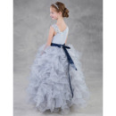 Ball Gown Little Girls Party Dresses