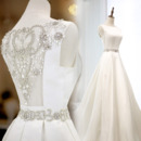 Beaded Detailing Wedding Dresses