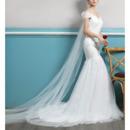 Romantic Tulle Wedding Dresses