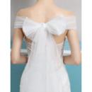 Mermaid Tulle Wedding Dresses