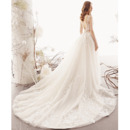 Romantic Tulle Wedding Dresses