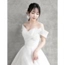 Dramatic Fall Organza Wedding Gowns