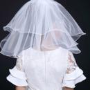Elegant Flower Girl Dresses Veil