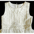 First Communion Dresses With Beading Detail