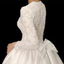 Deep V-neckline Wedding Dresses
