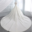 Double V-Neck Wedding Dresses