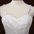 Breathtaking Layered Skirt Wedding Dress