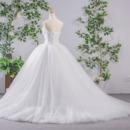 Sweetheart Tulle Wedding Dresses