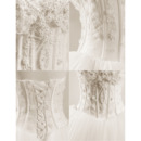 Ball-Gown/Princess Tulle Wedding Dresses