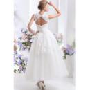 Ruched Waist Reception Wedding Dresses