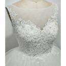 Short Tulle Wedding Dresses