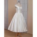 Ruched Bodice Reception Wedding Dresses