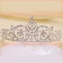 Luxury Twinkling Crystal Bridal Tiara/ Princess Bride Crown